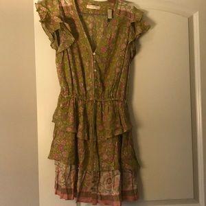 Spell and the gypsy dahlia mini dress